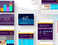 Oats App UI/UX Design