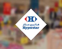 Hyperstar - Digital Animations 2018