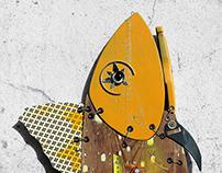 'Pesci fuor d'Acqua' - Solo Exhibition