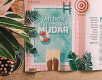 Ilustrações • Revista Sorria
