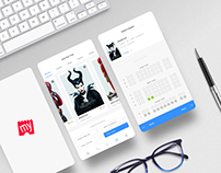 BookMyShow App UI Redesign