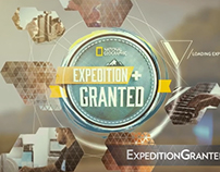 National Geographic: Expedition Granted