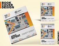 Book Cover Design Ideas to Design 1 Easy Annual Report