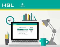 HBL InternetBanking - Pakistan