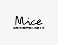 LOGO : MICE ENTERTAINMENT INC.