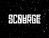 Scourge Typeface