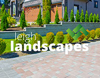 New Brand Identity for a Landscape Architect