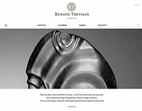 Renato Trevisan Artworks website