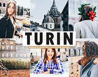 Free Turin Mobile & Desktop Lightroom Preset
