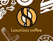 coffee shop brand with mokeups