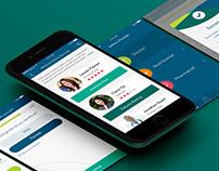 TEVA Medical App Design