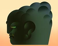 Demonic Head