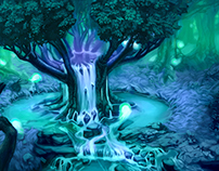 Trance Forest