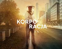Korpo–Racja Key Visual