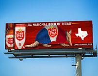 Lone Star Beer Billboards