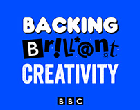 BBC - Backing Brilliant Creativity