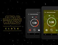 APP - Star Wars Clock