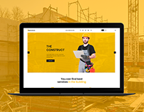 Download free parallax html company the construct webs