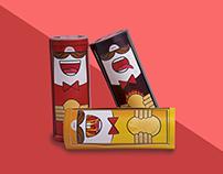 Pringles - Repackaging