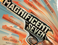 MAGNIFICENT SEVEN- OFFICIAL SONY VECTOR COMMISSION