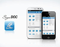 SignDoc app [ [from the archive, 2012]