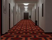 The Shining 3D, 237 Corridor