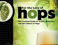 For The Love of Hops Book Design