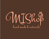 Logo for Mishop onlineshop