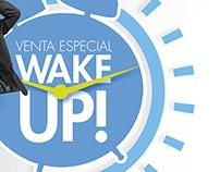 Campaña Wake up!
