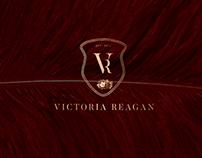 VICTORIA REAGAN'S BRANDING IDENTITY