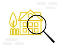 Best Estate site: redesign