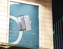 Nexus 6 Advertising poster concept.
