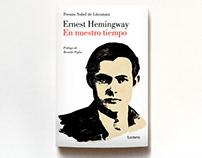 """Editorial Lumen """"En nuestro tiempo"""" de Ernest Hemingway"""
