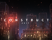 Construct 2017 - Title Sequence