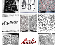 Typography / Lettering II