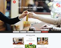 PE Hotel WordPress theme