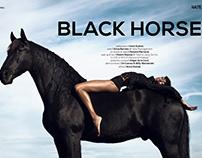 Black Horse/iMUTE Magazine