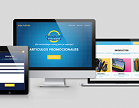 Nelson Publicidad / Web