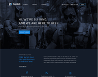 5thKind - Website Redesign