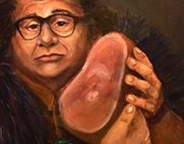 Danny Devito and his Rum Ham