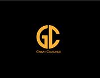 Great Coaches Logo Concept