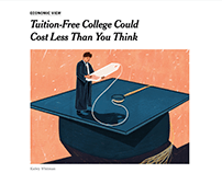 Tuition-Free College Could Cost Less Than You Think