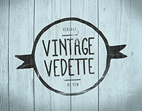 Vintage Vedette // Corporate Identity