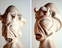 Sculpture Two | 2009 | Super Sculpey