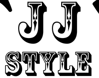 """Logo for """"JJ Style"""" Dance Group"""