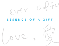 Essence of a Gift Collection Book