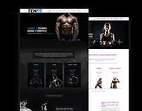 TENFIT Website