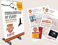 Bannerstand Design & Marketing Material