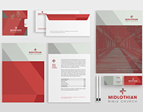 Midlothian Bible Church Branding