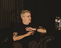 Top Note Session - Henry Rollins, Joe Shanahan